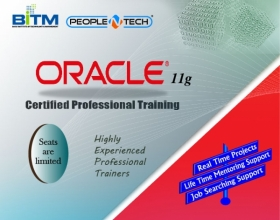 Oracle Database Administration 11g