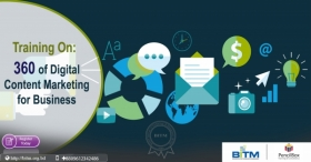 360 of Digital Content Marketing for Business(6th batch)
