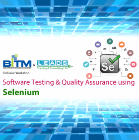 Certificate Course on Software Testing & Quality Assurance using Selenium