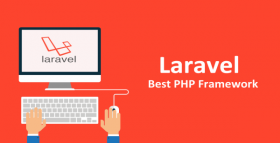 Web Application development using Laravel Framework
