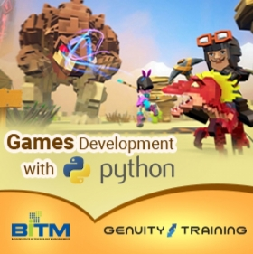 GAMES DEVELOPMENT with PYTHON