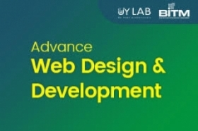 Advance Web design and Development(3rd batch)
