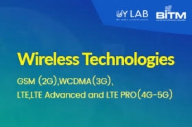 Wireless Technologies [GSM (2G),WCDMA (3G), LTE,LTE Advanced and LTE PRO (4G - 5G)](1st batch)