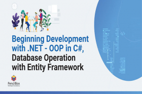 Beginning Development with .NET - OOP in C#, Database Operation with Entity Framework