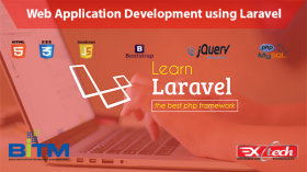Web Application Development using Laravel