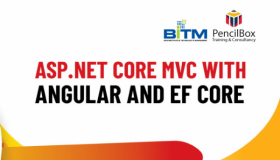 ASP.NET Core MVC with Angular and EF Core(2nd batch)
