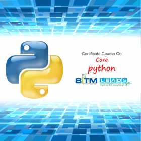 Certificate Course on Core Python