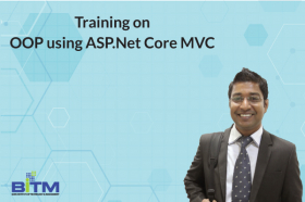 OOP using ASP.Net MVC Core