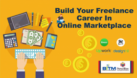 Build Your Freelance Career in Online Marketplace