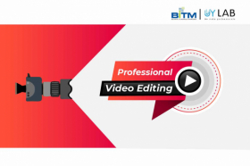Professional Video Editing
