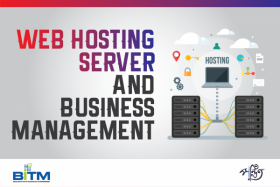Web Hosting Server and Business Management