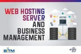 Web Hosting Server and Business Management(1st batch)