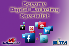 Become Digital Marketing Specialist