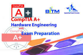CompTIA A+ Hardware Engineering with Exam Preparation