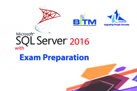 Microsoft SQL Server 2016 with Exam Preparation