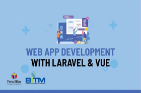 Web App Development with Laravel & Vue(2nd batch)