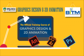 Graphics Design & 2D Animation