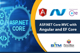 ASP.NET Core MVC with Angular and EF Core