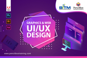 Graphics and Web UI-UX Design