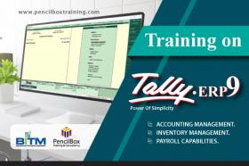 Training on Tally.ERP9