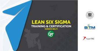 Lean Six Sigma   Green Belt   BITM Training