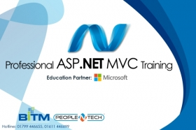 Microsoft Asp.net MVC Core  With  SQL Server 2017