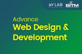 Advance Web design and Development (Ecommerce CMS Development with Laravel & Vue.)