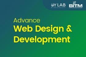 Advance Web design and Development (Ecommerce CMS Development with Laravel & Vue.)