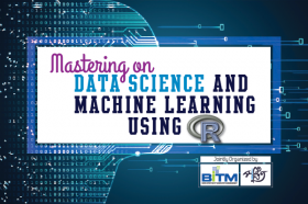 Mastering on Data Science and Machine Learning using R