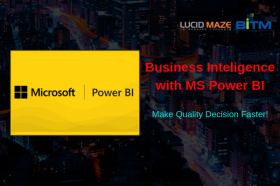 Business Intelligence with MS Power BI
