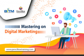 Mastering on Digital Marketing