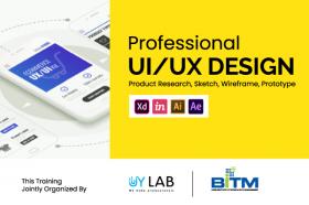 Professional UI/UX Design