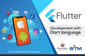 Flutter Development with Dart language