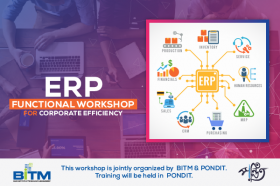 ERP Functional Workshop for Corporate Efficiency