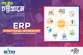 ERP Functional Workshop for Corporate Efficiency - CTG