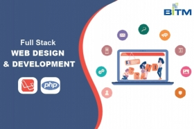 Full Stack Web Design & Development  (PHP, Laravel Track)