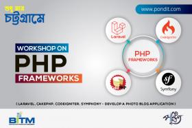 Workshop on PHP Frameworks - CTG(1st batch)