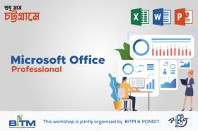 Microsoft office professional - CTG(1st batch)