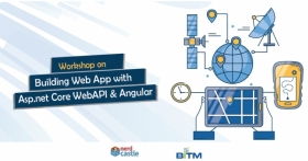 Workshop on Building Web App with ASP.NET Core Web API & Angular