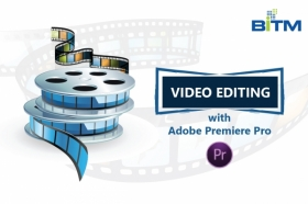 Online Training on Video Editing with Adobe Premiere pro