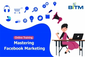 Online Training On Mastering Facebook Marketing