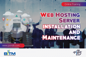 Online Training on Web Hosting Server Installation and Maintenance