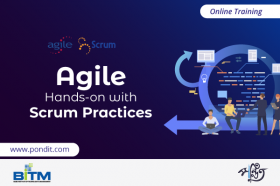 Online Training on Agile Hands-on with Scrum Practices
