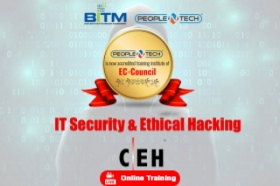 Online Training on IT Security & Ethical Hacking