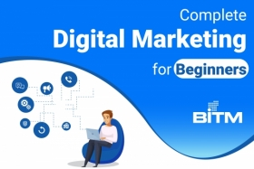 Online Course on Complete Digital Marketing for Beginners