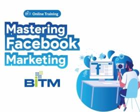Online Training On Mastering Facebook Marketing