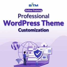 Online Training on Professional Wordpress Theme Customization