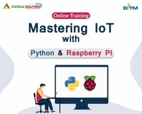 Mastering IoT with Python & Raspberry PI