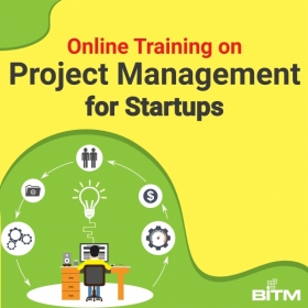 Online Training on Project Management for Startups