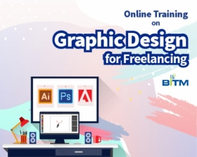 Online Training on Graphic Design for Freelancing